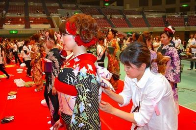 第54回愛知県美容技術選手権大会