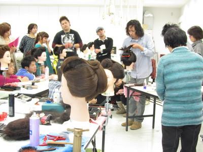 県大会向け『新日本髪講習会開催』のご案内
