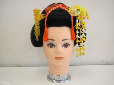 県大会向け『新日本髪講習会』が開催されました!
