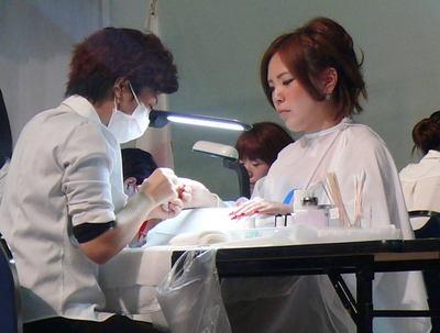 第41回全日本美容技術選手権大会(神奈川県)が開催されました!