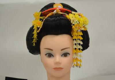 新日本髪講習会を開催しました!