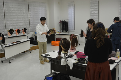 新日本髪講習会のご案内